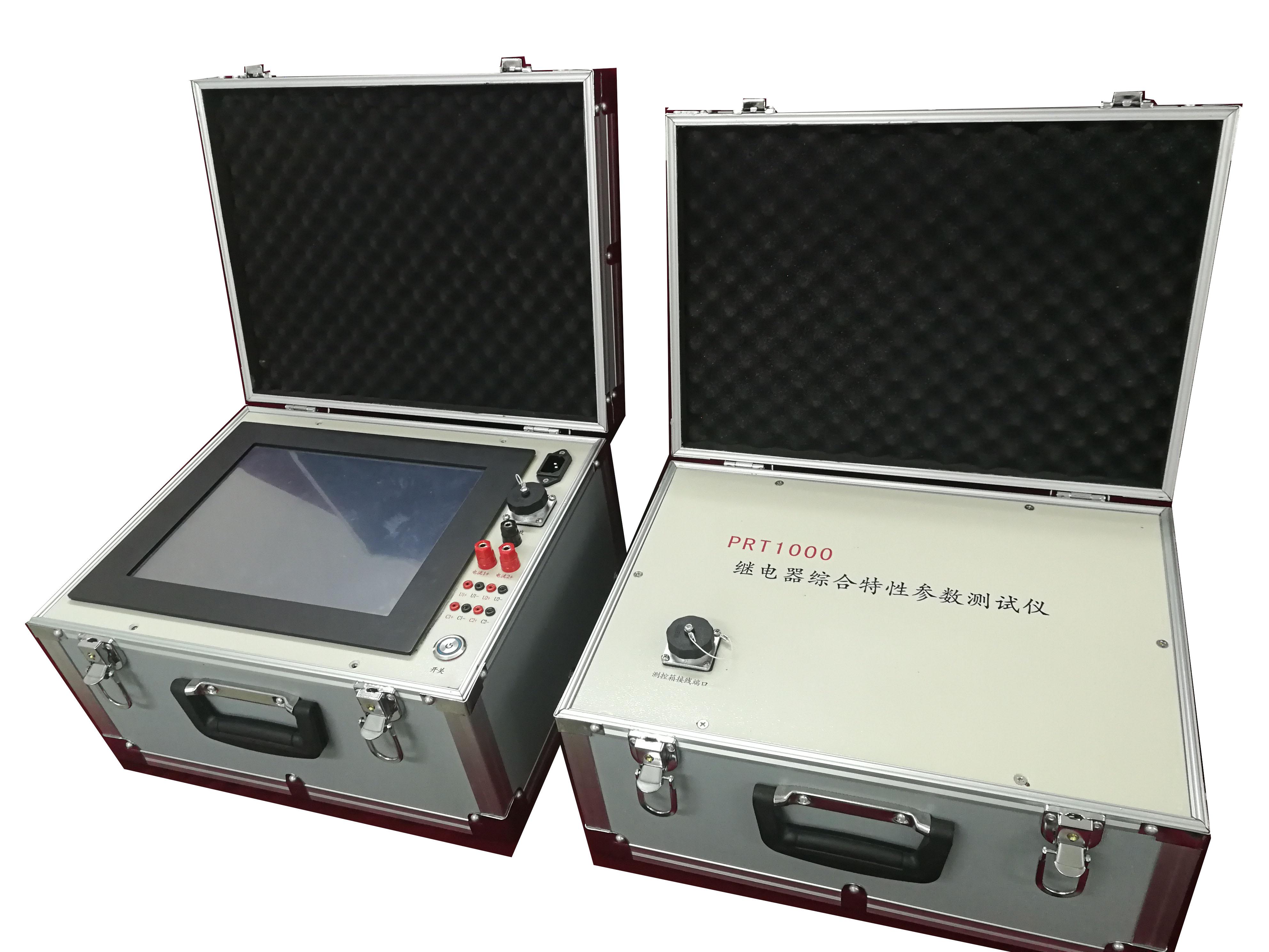 继电器综合特性参数测试仪